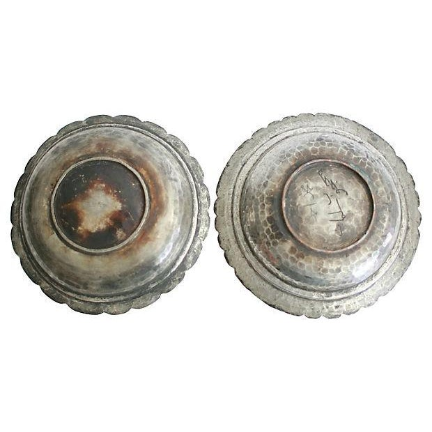 Egyptian Copper Bowls - a Pair - Image 5 of 5