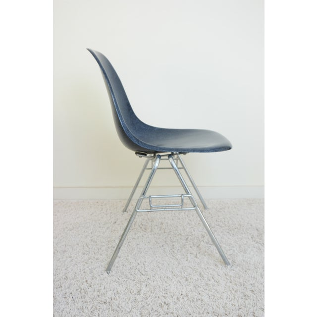 1960s Mid-Century Modern Herman Miller for Eames Shell Chair For Sale - Image 6 of 10