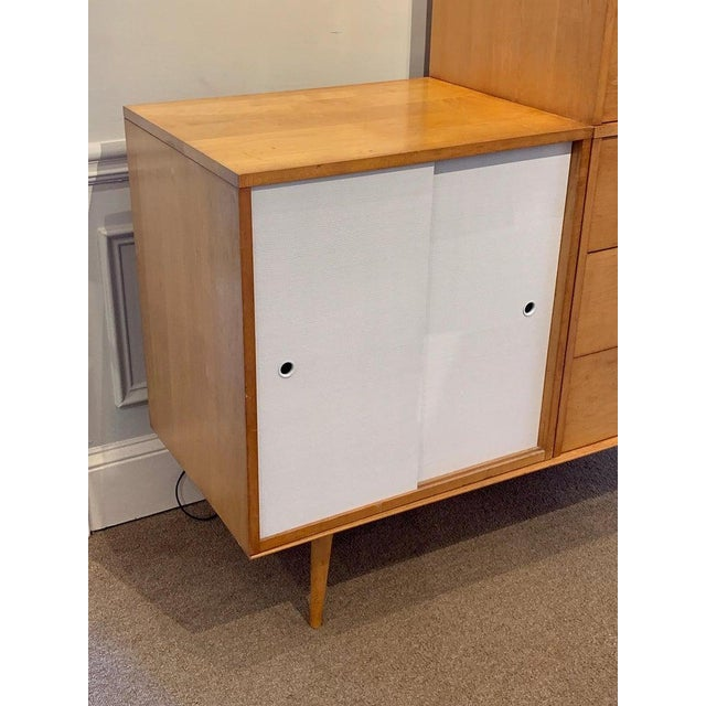 Paul McCobb Modular Cabinet or Dresser for the Planner Group For Sale - Image 12 of 13