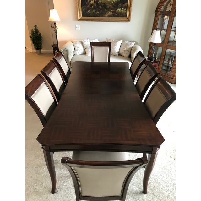 Contemporary Contemporary Dining Set For Sale - Image 3 of 13
