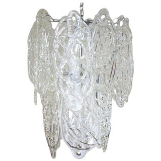 Vistosi Ragnatela Chandelier For Sale