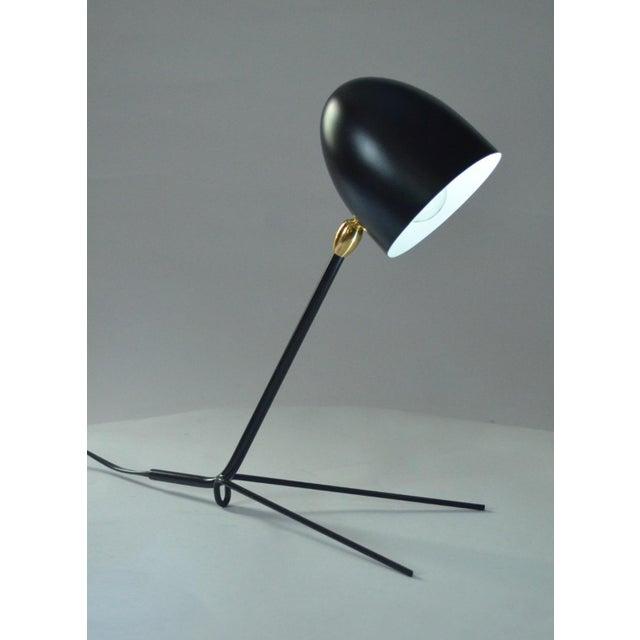 Serge Mouille Serge Mouille Cocotte Desk Lamp For Sale - Image 4 of 5