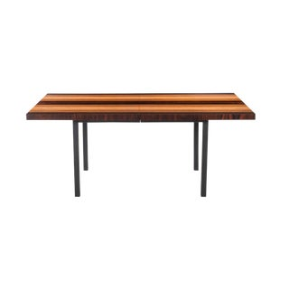 1960s Mid-Century Modern Milo Baughman for Directional Dining Table For Sale
