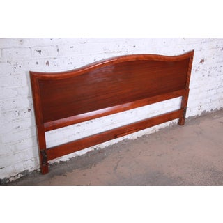 Vintage Mahogany King Size Headboard Preview