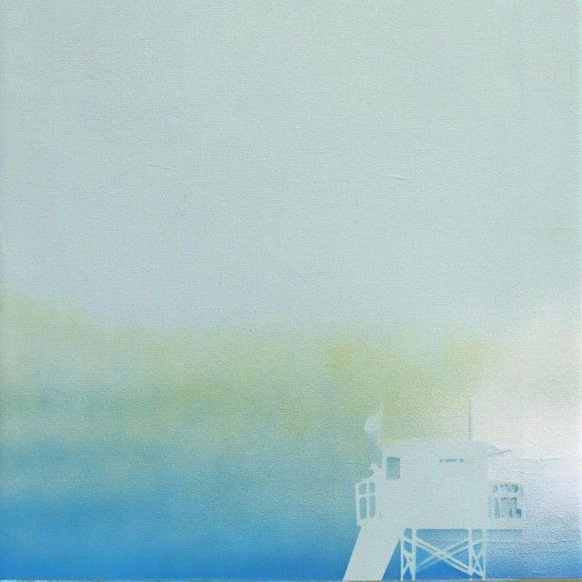 """Dissipating Silence"" Original Artwork by Kathleen Keifer For Sale - Image 4 of 9"