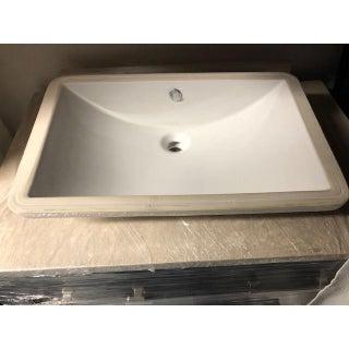 Restoration Hardware Sutton Single Vanity/Sink Preview