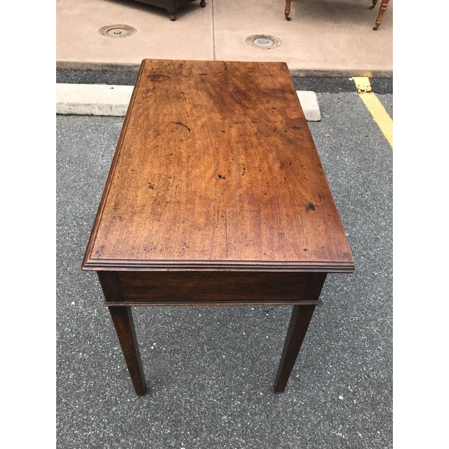 19th Century English Side Table For Sale - Image 4 of 7