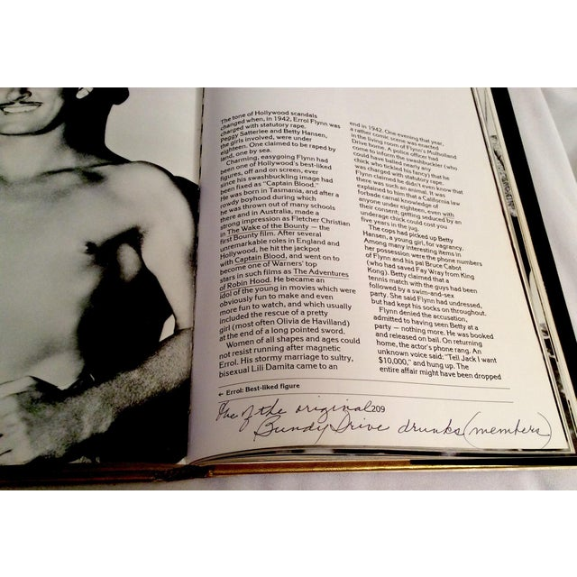 "1981 ""Hollywood Babylon"" by Kenneth Anger- Annotated/Special Edition For Sale - Image 10 of 13"