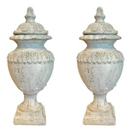 Image of Living Room Urns