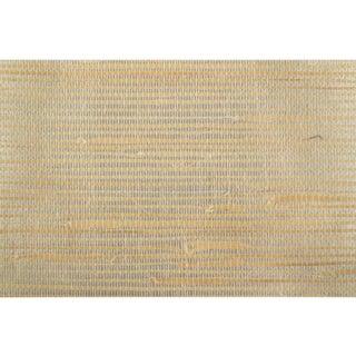 Sample, Maya Romanoff Island Weaves: Ocean Spray - Woven Jute & Paper Wallcovering For Sale