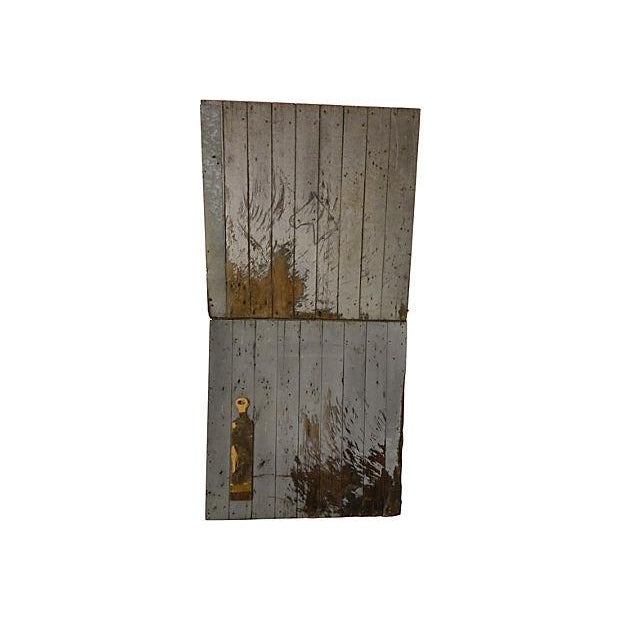 Horse Stall Dutch Doors- A Pair - Image 2 of 6