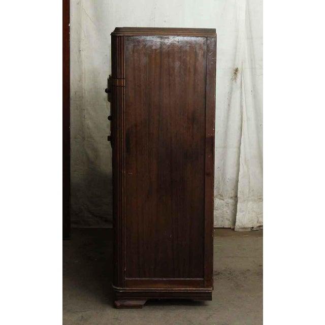 Art Deco Wood Dresser - Image 7 of 9