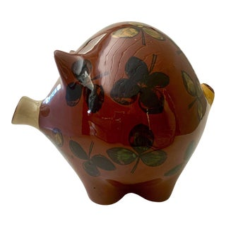 Piggy Bank Designed by Marianne Westman for Rörstrand For Sale