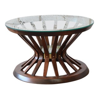 Edward Wormley for Dunbar Sheaf of Wheat Cocktail Table For Sale