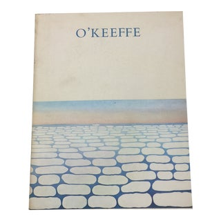 1970s Georgia O'Keeffe Whitney Museum of American Art For Sale