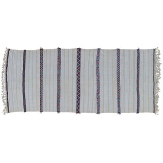 Striped Moroccan Wedding Blanket For Sale