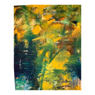 2020 Contemporary Abstract Oil Painting by Al Saif For Sale