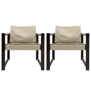 "1970s Vintage Karin Mobring ""Diana"" Side Chairs- A Pair For Sale"
