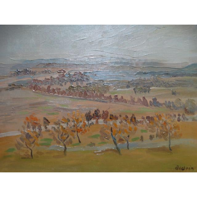 California Winter Fields Painting by Anders Aldrin - Image 4 of 8