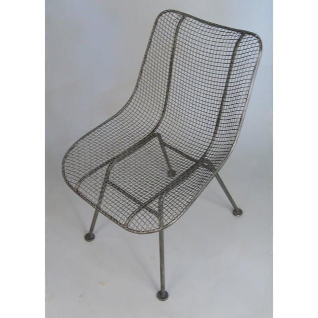 Russell Woodard Large Vintage Russell Woodard Sculptura Chairs, Set of 20 (Priced Individually) For Sale - Image 4 of 5