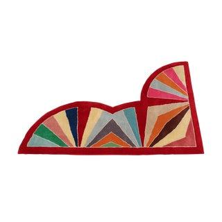 "Frank Stella ""Agbatana Iii"" Tapestry Rug - 4′11″ × 7′1″ For Sale"