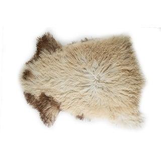 "Contemporary Hand-Tanned Sheepskin Pelt Rug - 2'2""x3'4"" Preview"