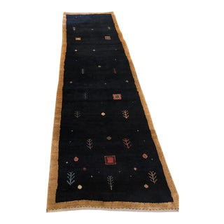 Vintage Runner Rug - 2′9″ × 9′10″ For Sale