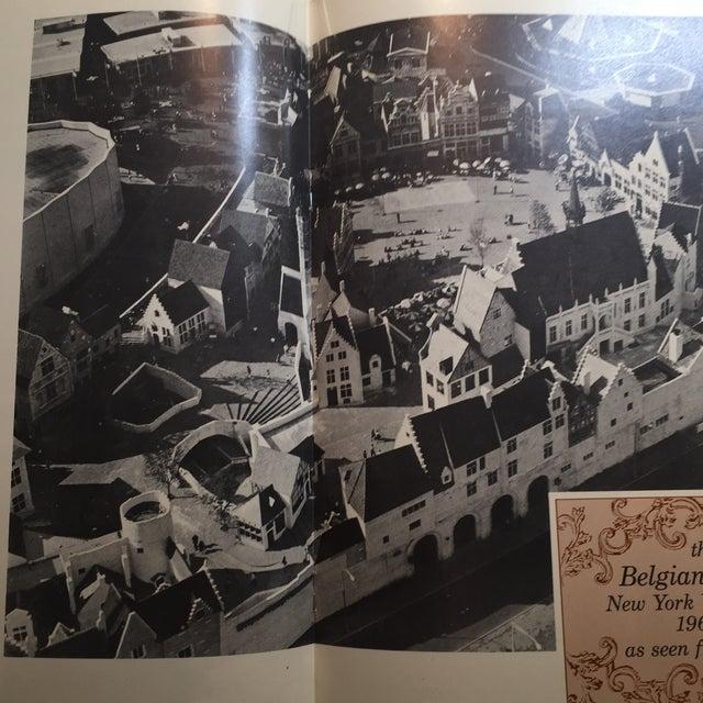 1964 World's Fair Belgian Village Book - Image 5 of 8