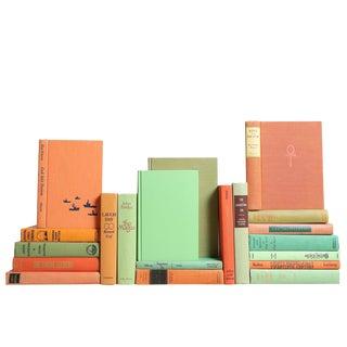 Mid-Century Pumpkin Patch Books - S/20