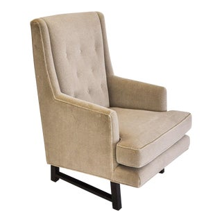 Armchair Designed by Edward Wormley for Dunbar, 1950s For Sale