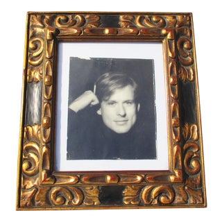 Vintage 80s Fine Art Photo Frame For Sale