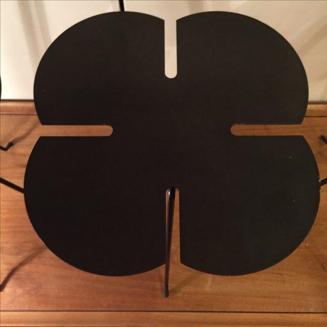 Vintage Clover Leaf Nesting Tables - Set of 3 - Image 9 of 11