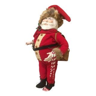 Faith Wick Santa Claus Figurine For Sale