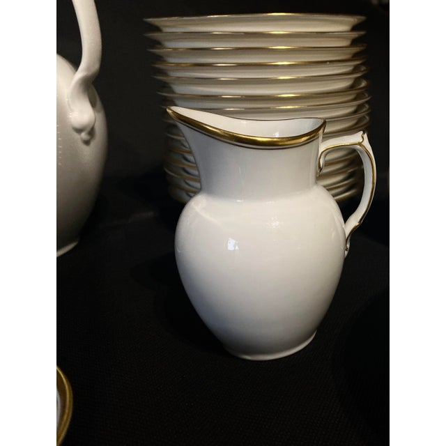 1960s Tea Set by Royal Copenhagen - Set of 35 For Sale In West Palm - Image 6 of 10