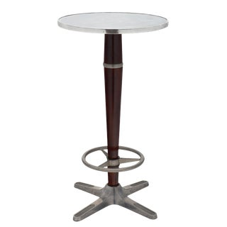 1950s French Art Deco Bar Table For Sale