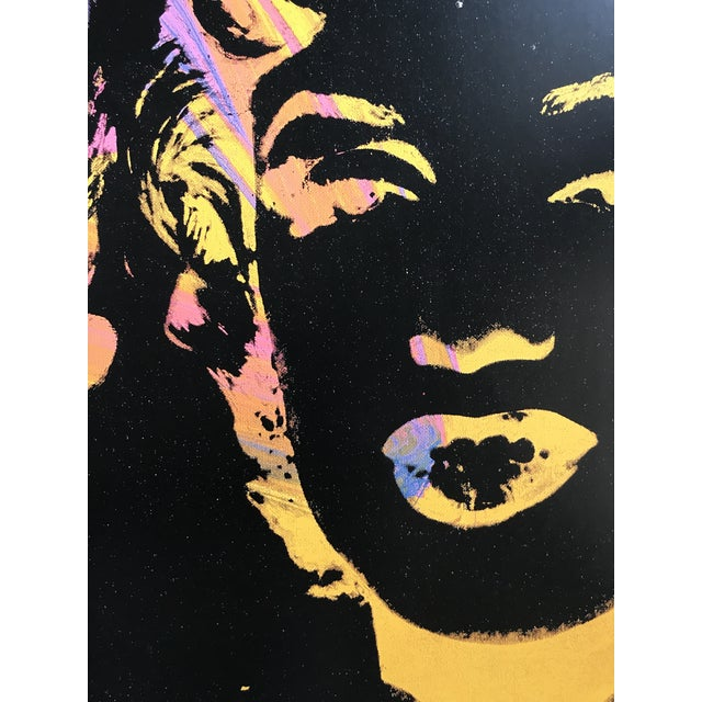 1993 Andy Warhol Foundation - Four Marilyns - Lithograph For Sale - Image 4 of 8