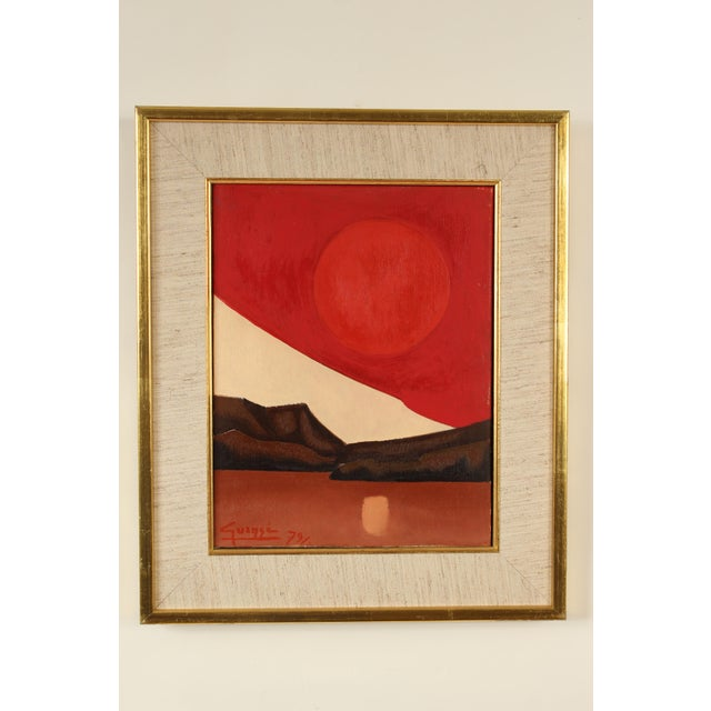 Abstract Painting by Antonio Guanse For Sale - Image 13 of 13
