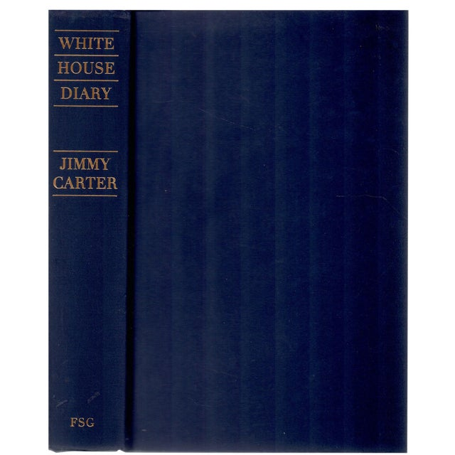 """2010 """"Signed Edition, White House Diary"""" Collectible Book For Sale"""