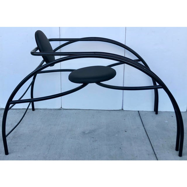 Quebec 69 Spider Chair by Les Amisca For Sale - Image 4 of 8