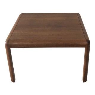 Mueller Widdicomb Walnut Coffee Table For Sale