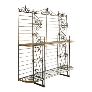 Antique Parisienne Boulangerie Display Stand France, circa 1900 For Sale