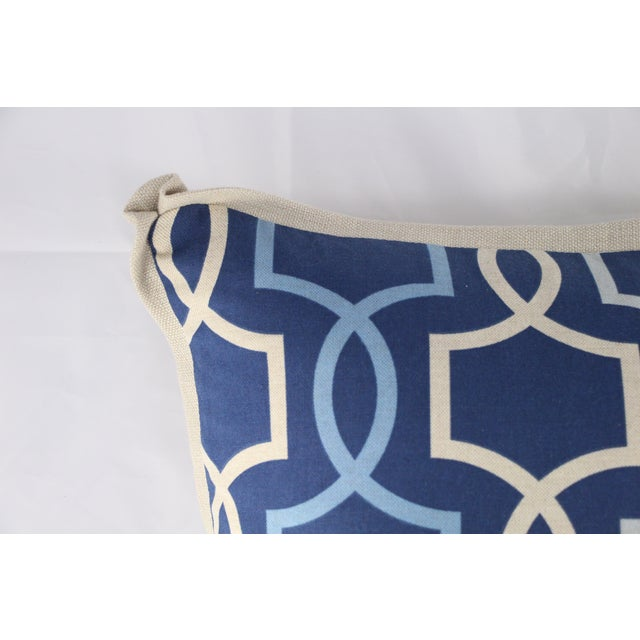 Casey Linen Pillow - Image 3 of 5