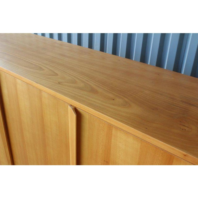 Maple Highboard Credenza, Germany, 1960s For Sale - Image 9 of 13