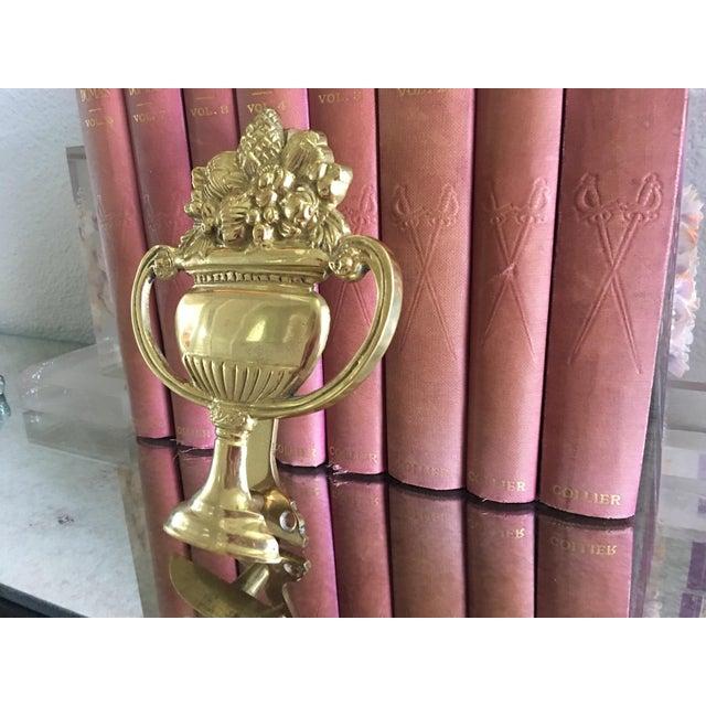 Brass Urn Door Knocker - Image 4 of 7