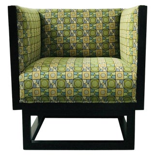 Late 20th Century Josef Hoffmann Cabinet Single Chair For Sale