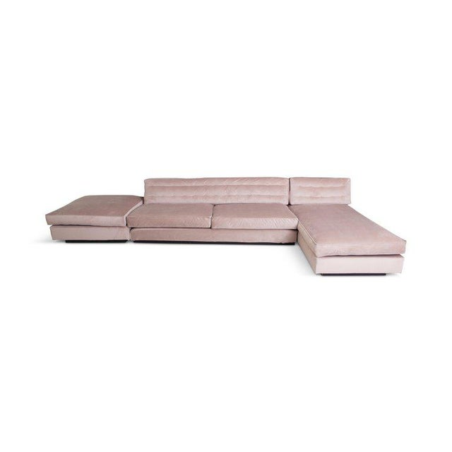 Giorgetti Royal Sofa by Antonello Mosca, Italy For Sale - Image 6 of 13