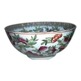 Antique Asian Bowl For Sale