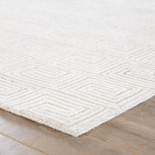 Jaipur Living Harkness Handmade Geometric Area Rug - 2′ × 3′ Preview