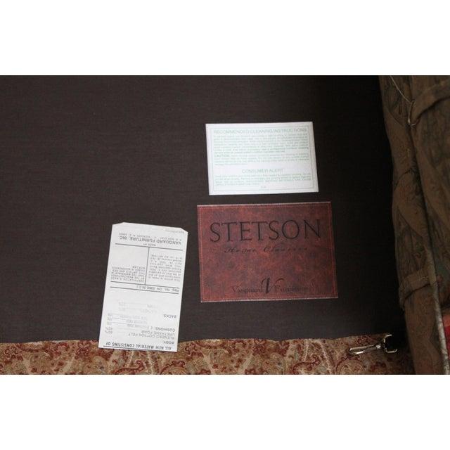 Custom Vanguard Stetson Sofa - Image 9 of 11