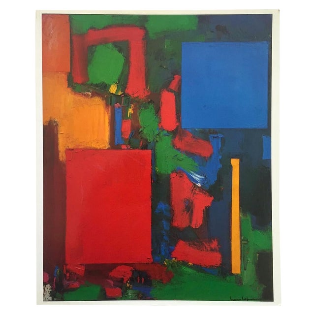 Hans Hofmann Rare Vintage 1990 1st Edition Abstract Expressionist Collector's Whitney Museum Exhibition Art Book For Sale